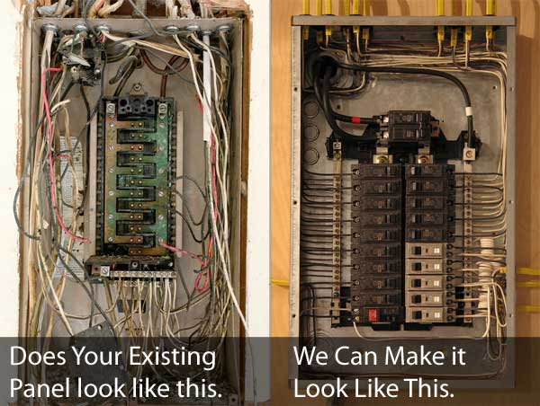 Fixed panel | McCormack Electric